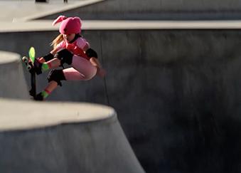 Skateboard :30 TV Spot