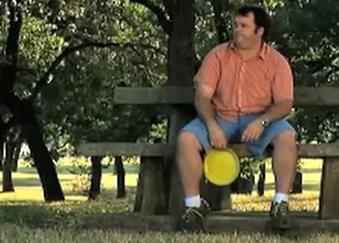 Frisbee :30 TV Spot